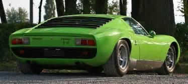 1971 Lamborghini Miura Sv For Sale 1971 Lamborghini Miura P400 Sv Specifications Photo