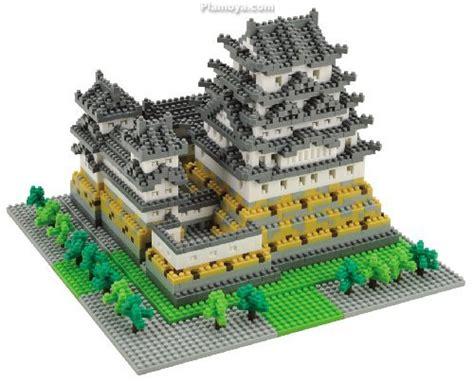 Lego Nano Block nanoblock architecture himeji castle non lego nanoblock plamoya