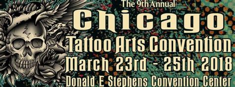 chicago tattoo orlando chicago arts convention chicago il mar 23 2018