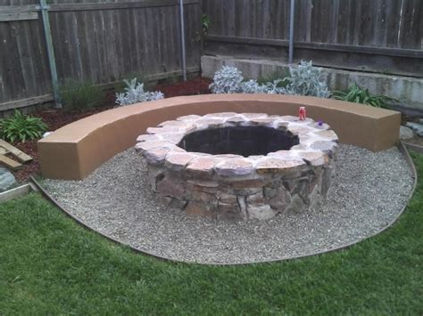 how to make a pit in backyard how to make a backyard pit pit ideas