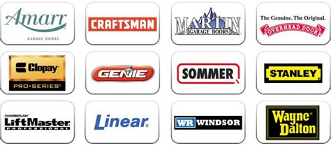 Brands Of Garage Door Openers by Garage Door Services Customer S Choice Garage Doors Of