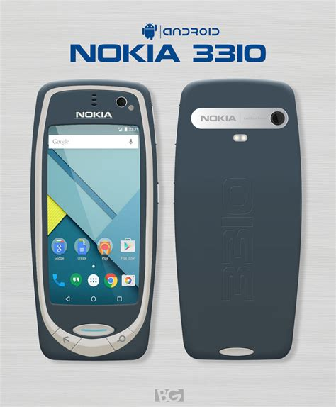 nokia 3310 android by barongraphics on deviantart