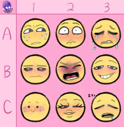 Meme Expression Faces - face expressions meme tumblr