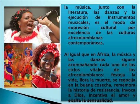 siguen los movimientos de la radio en colombia musica y baile en los afrocolombianos