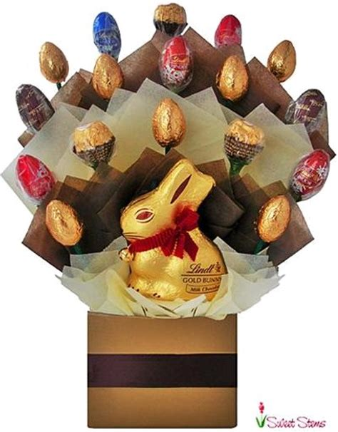 easter chocolate gifts florist sydney easter egg chocolate bouquet australia