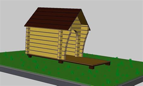 dog house models cusca catel dog house free 3d model cgtrader com