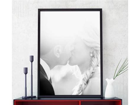 cuadro de aluminio cuadro impreso con marco de aluminio