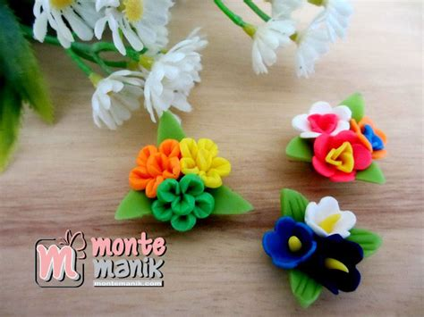 tutorial buket bunga plastik clay buket bunga cba 013 montemanik com pusat bahan dan