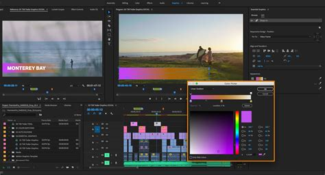 New Features Summary For The July And April 2018 Releases Of Adobe Premiere Pro Cc Premiere Pro Animation Templates