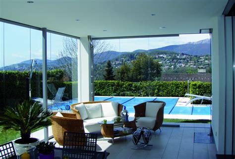 veranda tutto vetro vetrate e verande panoramiche con telaio o tutto vetro per