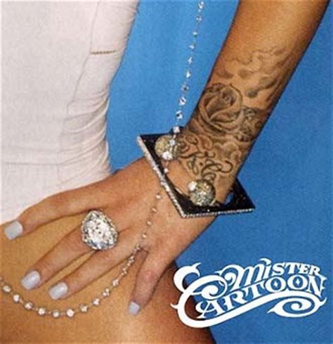 keyshia cole tattoos wrist tattoos designs and ideas