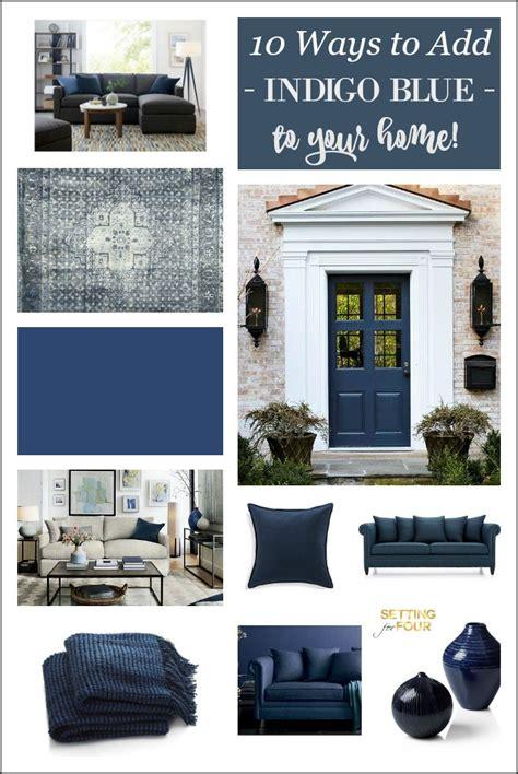 indigo home decor marceladick com indigo blue 10 amazing ways to add this color to your