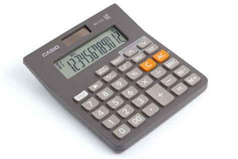 Casio Semi Dekstop Mj 100 D jual casio mj 12d jual casio desktop mj 12d di