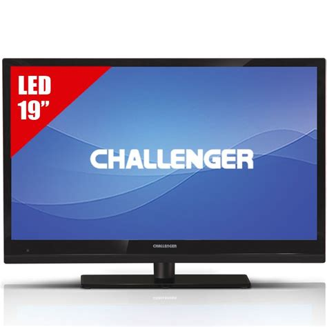 Tv Led Votre 19 tv 19 quot led challenger h819e53 hd alkosto tienda