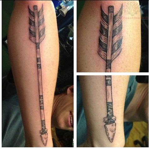 arrow tattoo on upper arm arrow tattoo on men arm