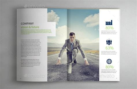 free indesign report templates indesign report template templates station