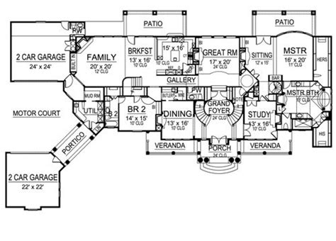 hambright plan 3495 edg plan collection featured house plan pbh 4476 professional builder