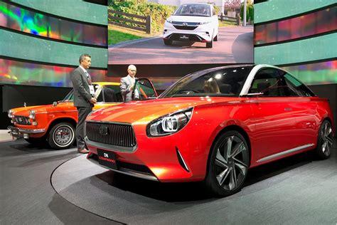daihatsu new daihatsu compagno heads new five car dn range by car magazine
