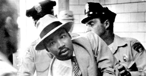 martin luther king jr arrested  loitering   martin luther king jrs