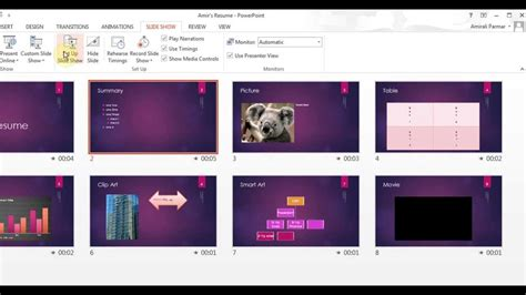 Microsoft Powerpoint 2013 2016 Pt 2 Design Transitions Animations Rehearse Timings Youtube Design Powerpoint 2013