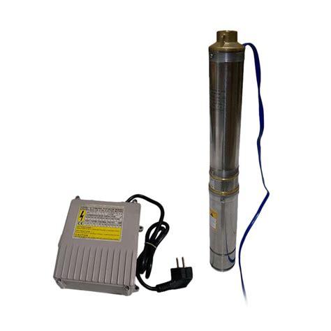 Pompa Air Dalam jual ak pompa submersible sumur dalam 3 4 hp 4 inch