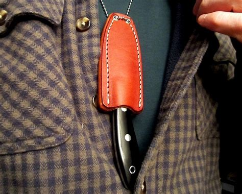best neck knife everything you need to about