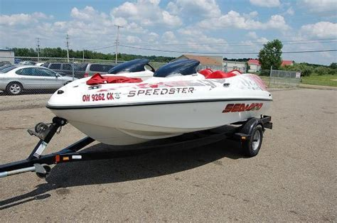 sea doo boat models by year sea doo speedster 1998 for sale for 1 000 boats from