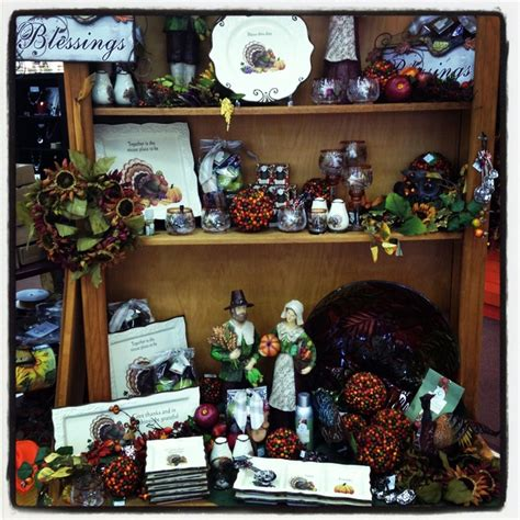 thanksgiving 2012 display store displays pinterest