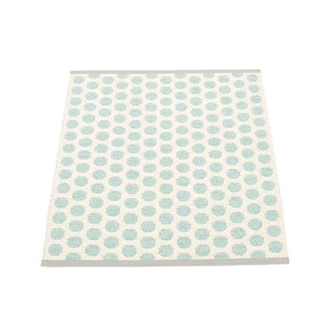 10 By 14 Rugs Turquoise Pattern - noa rug 70x90 cm pale turquoise vanilla lina