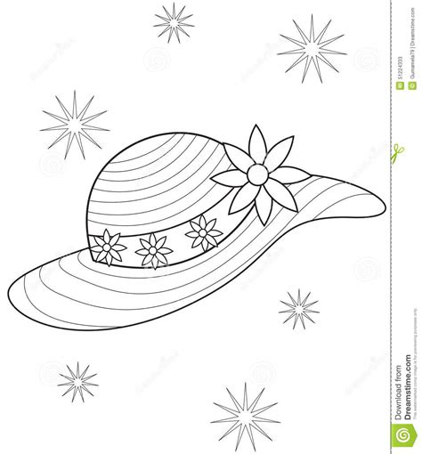beach hat coloring page elijah and the widow coloring page philippians 4 19