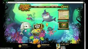 animal jam home page background changing