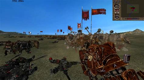 mod game empire vs orcs medieval 2 warhammer total war orcs vs chaos glitch