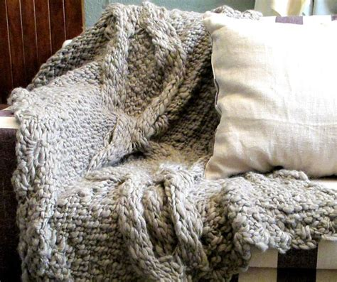 knitted throw blankets knit throw blanket penelope grey throw homelosophy