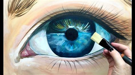acrylic painting eye eye acrylic painting www pixshark images galleries