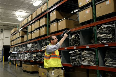 Bridgewater Interiors Johnson Controls by Rfid Tags Help Keep Track Of Inventories Across Sprawling
