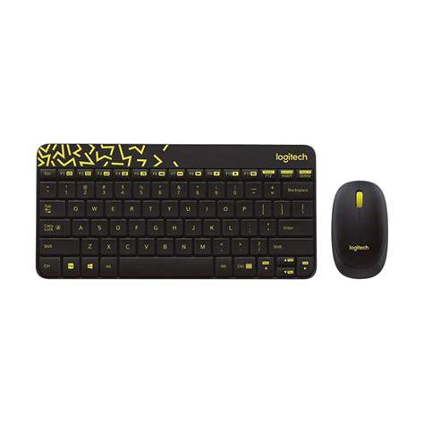 Logitech M235 Wireless Keyboard Combo Mouse Black Garansi Resmi jual logitech mk240 nano wireless combo keyboard and mouse