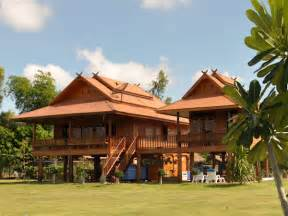 Thai House Designs Pictures Model Ayuthaya 2