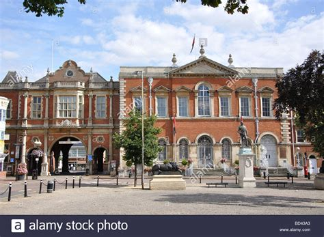 buy house in aylesbury aylesbury crown court old county hall market square aylesbury stock photo royalty