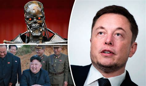 elon musk kim ai more of a threat than north korea elon musk claims