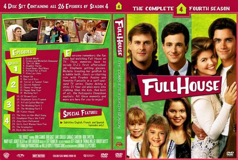 full house season 4 episode 2 image full house season 4 dvd jpg fuller house wikia fandom powered by wikia