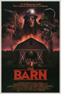 the barn the horrors of the barn 2016 poster by