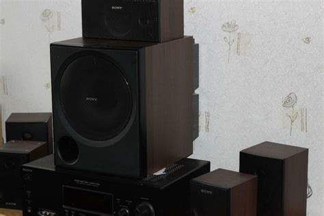 sony ht ddwg home theatre system  southampton