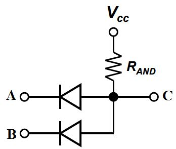 diodes gates simple diode circuits