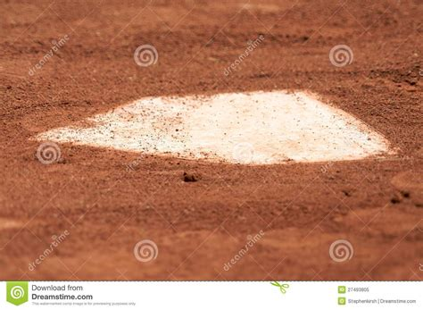 home plate royalty free stock image image 9441446 a baseball home plate is surrounded by dirt stock image
