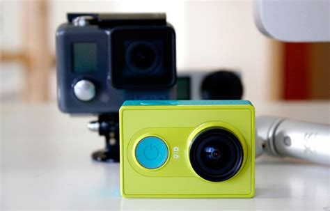 Gopro Xiaomi xiaomi s affordable yi versus the gopro
