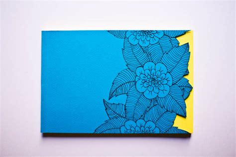 notebook cover design handmade notebook art inspireddesigner