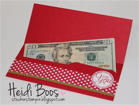 Envelope Punch Board Gift Card Holder - 25 best money holders ideas on pinterest money cards greeting cards handmade and