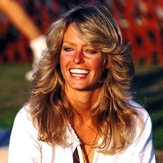 Love Love The And Farrah Fawcett On Pinterest | 80 s feathered hair hairstyles i love medium cuts