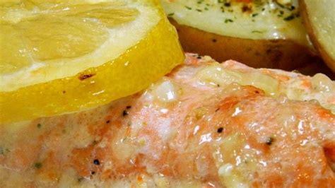 garlic butter recipe allrecipescom garlic lemon butter salmon recipe allrecipes com