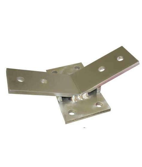 boat lift bunk board brackets aluminum pontoon v top bunk bracket for 5 quot i beam flange